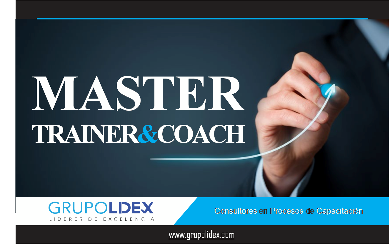 Portada Master Trainer and Coach